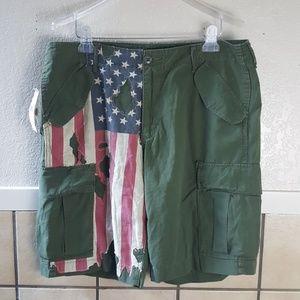 Ralph Lauren Denim and Supply shorts NWT size 36